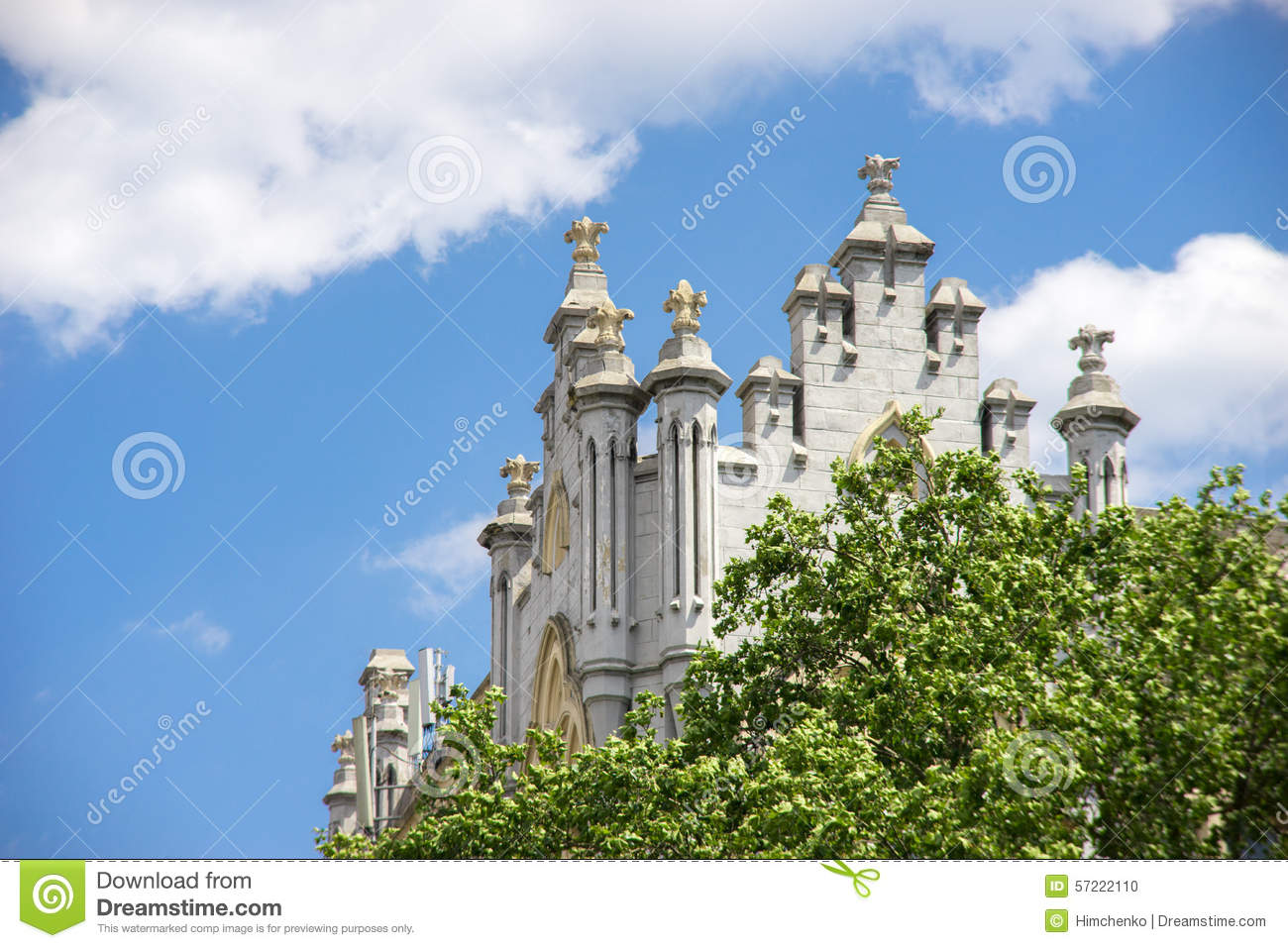 Download Historic Architecture Of Odessa Stock Photo - Image of city, background: 57222110