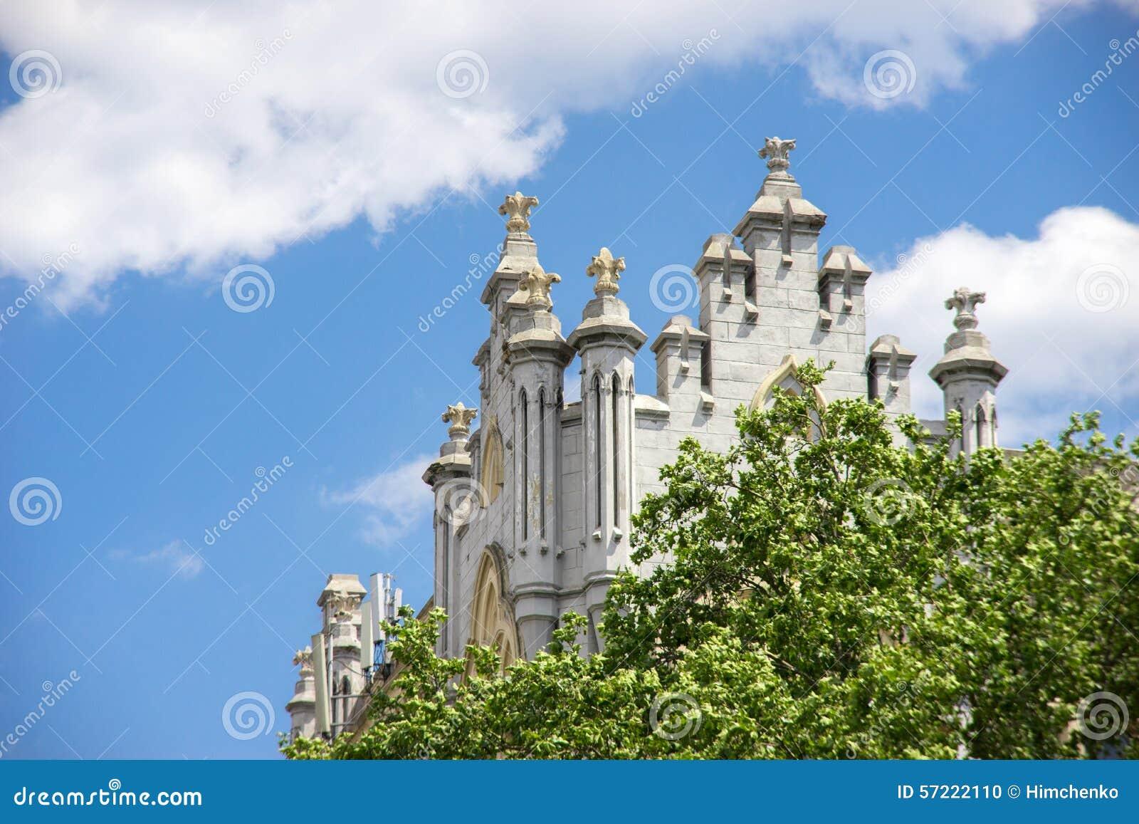 Historic Architecture of Odessa