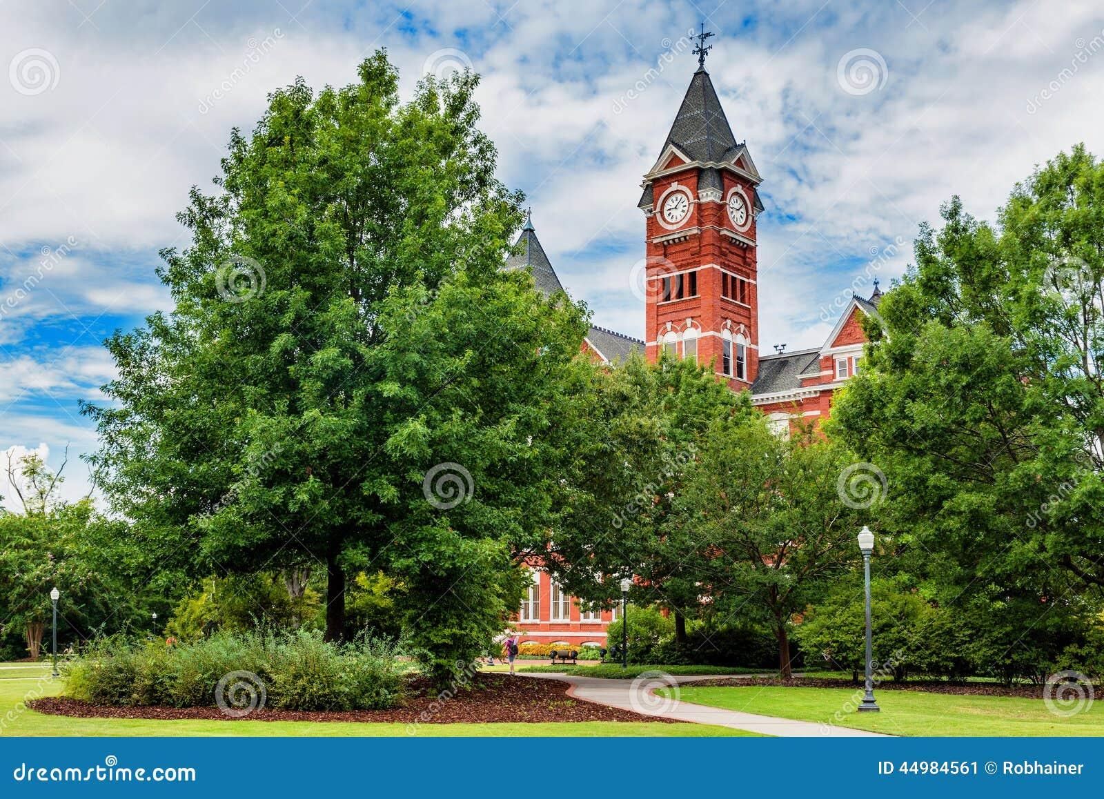 Auburn University Campus Buildings