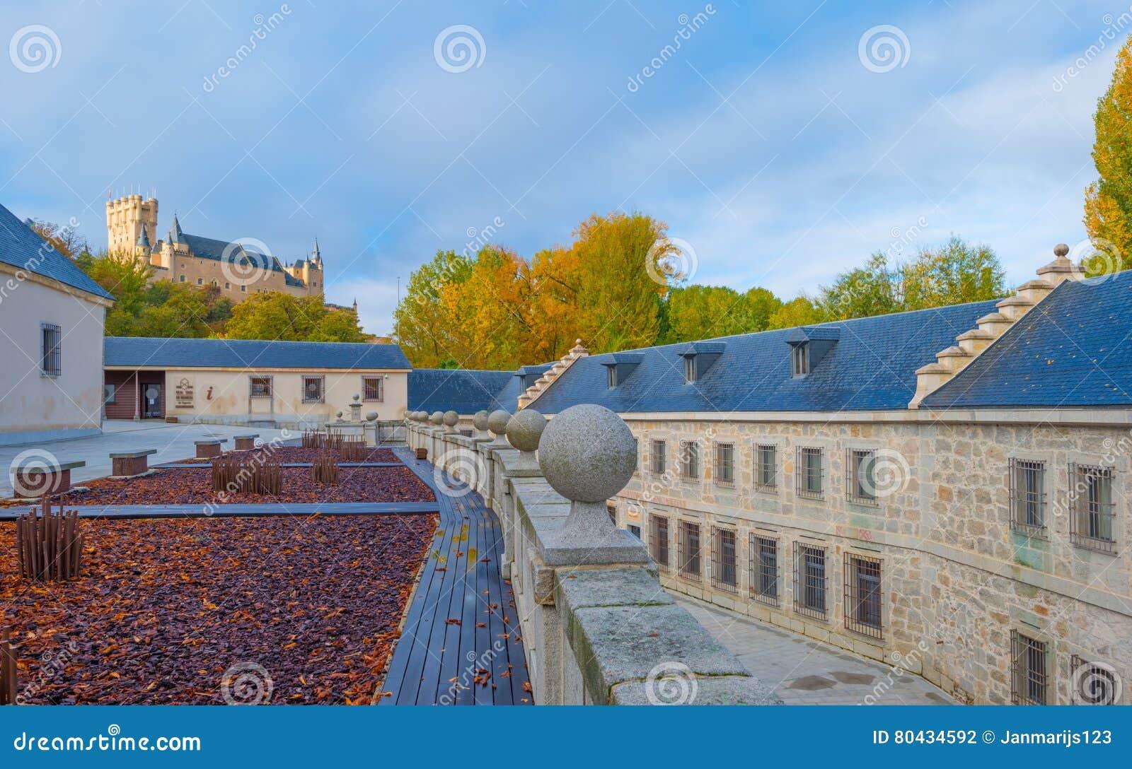 Historic building in Segovia