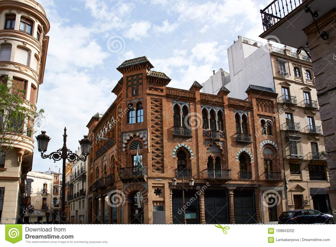 Download Historic Buildings And Monuments Of Seville Spain Spanish Architectural Styles Gothic