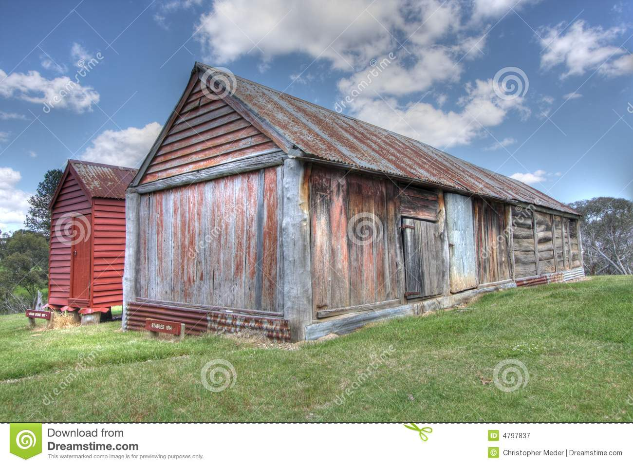 Historic currango homestead royalty free stock photography for Free homestead