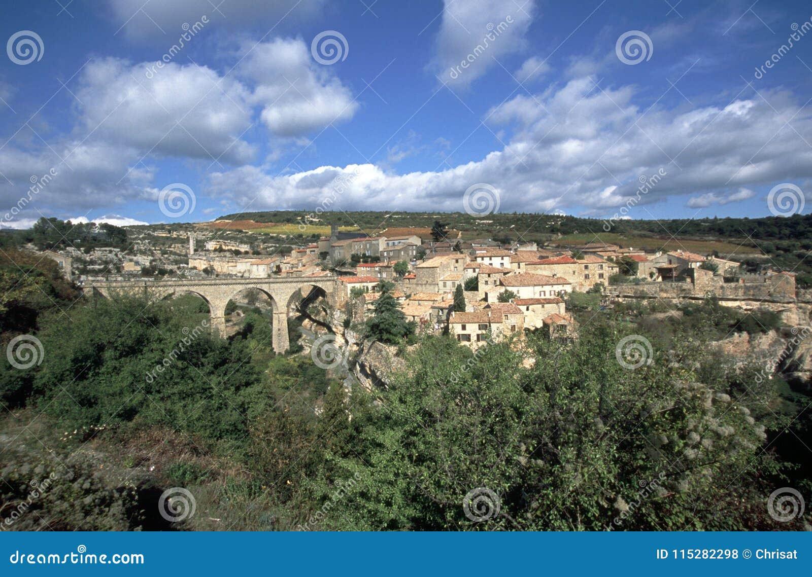 France, Herault, Minerve