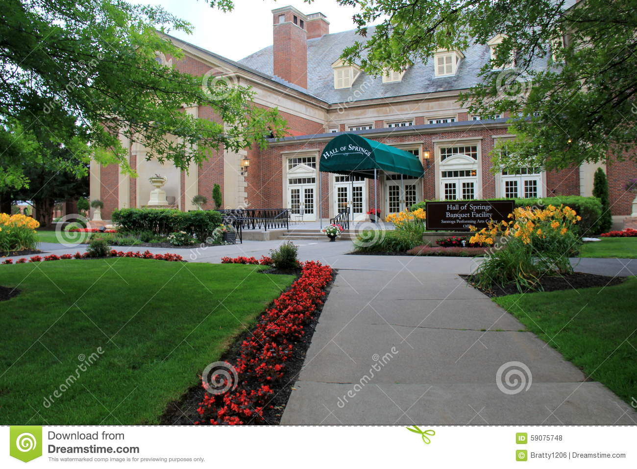 Historic hotel gideon putnam saratoga springs new york for Hotels saratoga springs new york