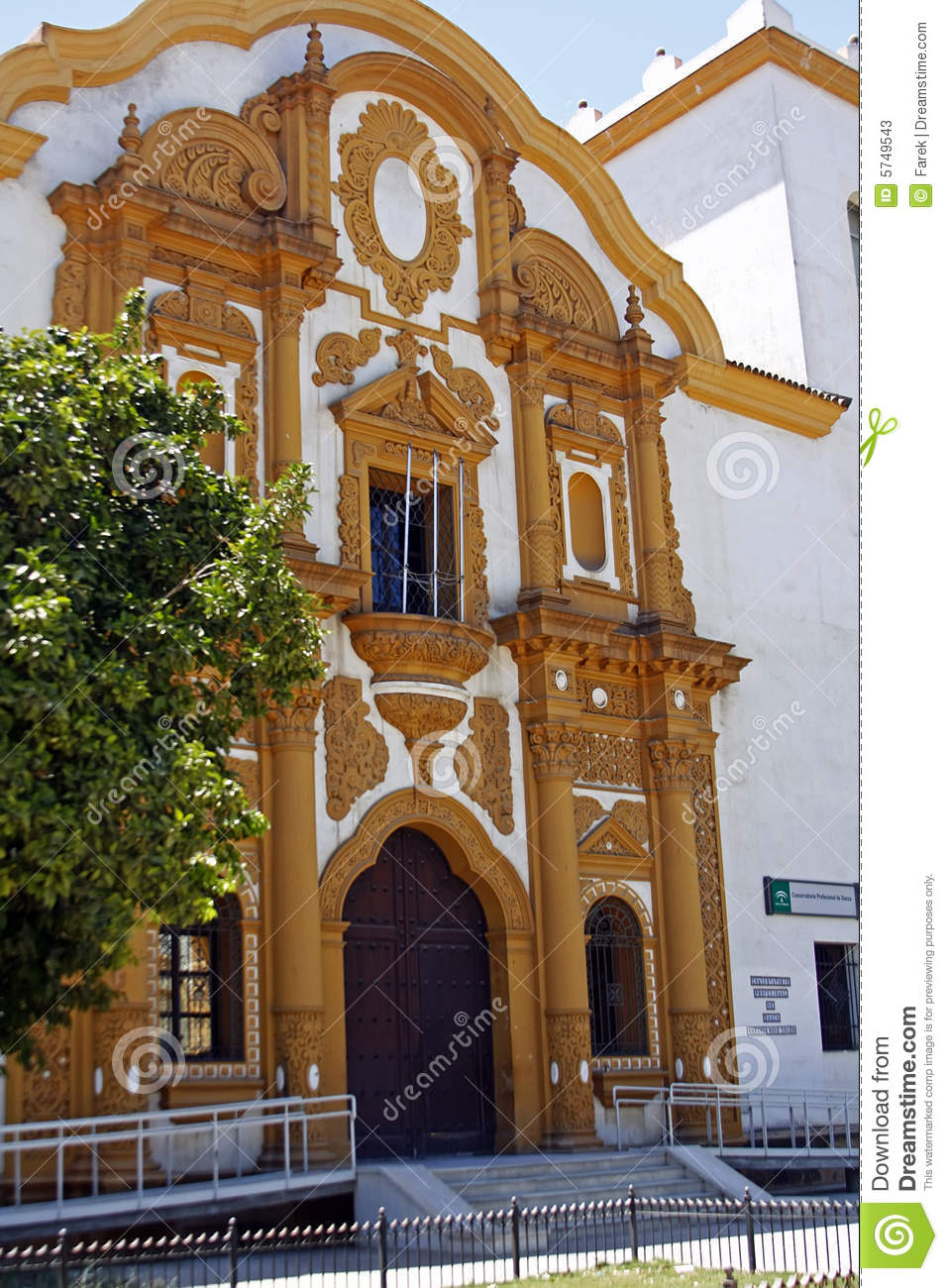Historic house in seville stock photos image 5749543 Seville house
