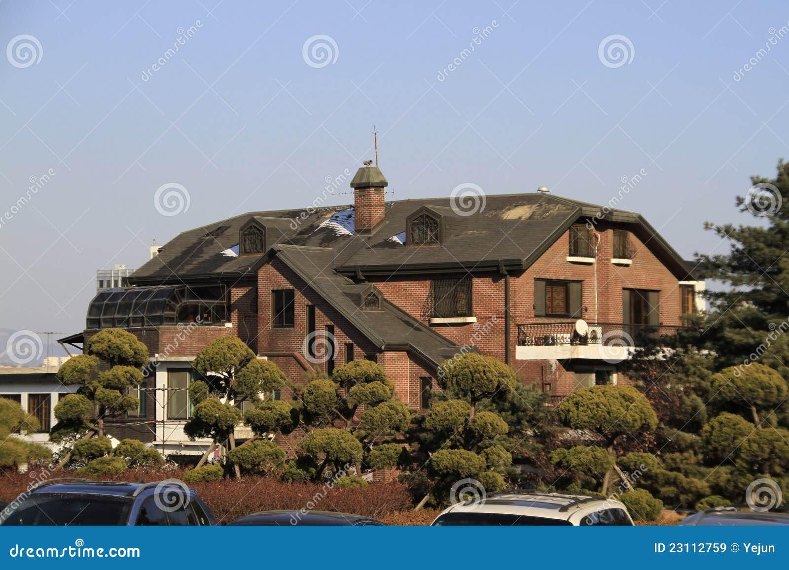 Historic Korean House Stock Image Image Of Architecture 23112759
