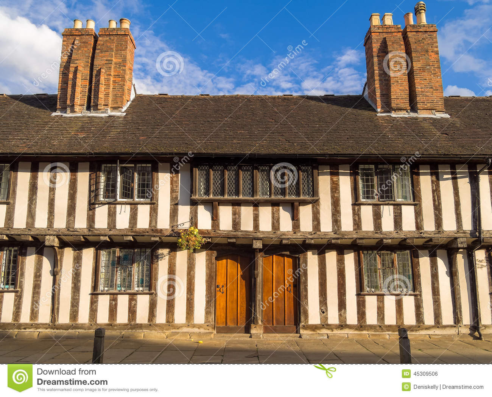 Historic Houses in Stratford on Avon