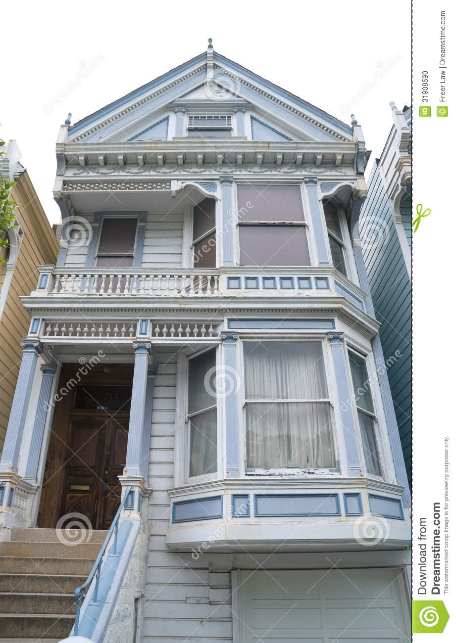 Historic Victorian Home Stock Photo Image 31908590