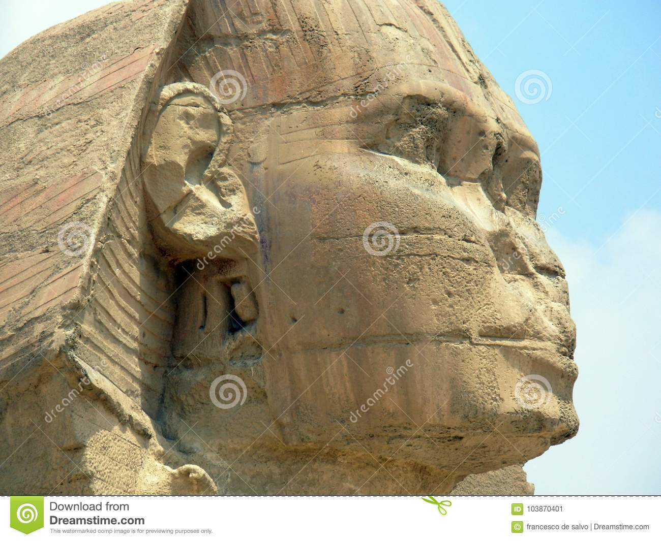 Pyramids of giza cairo egypt stock image image of sculpture