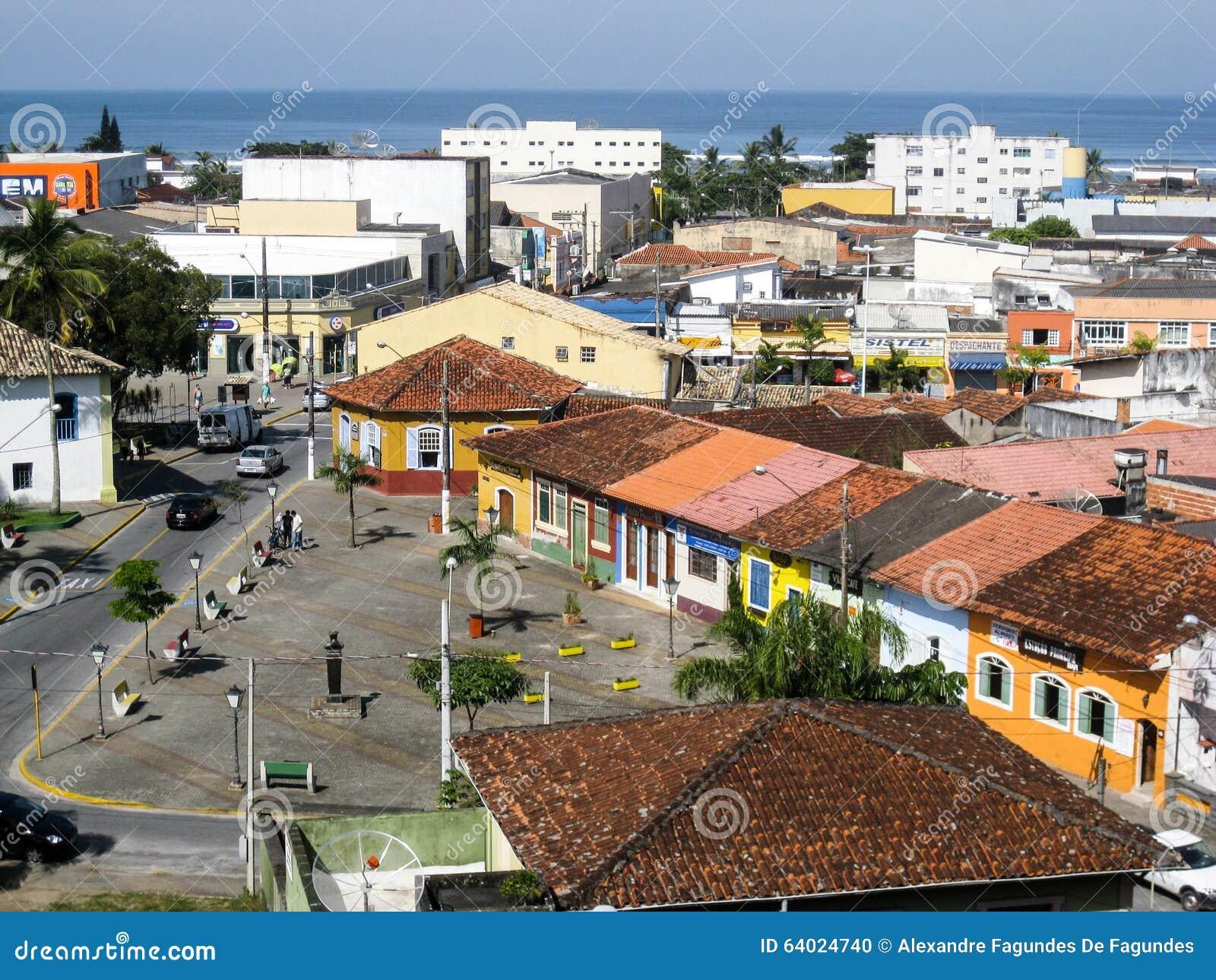 Historical housing itanhaem sao paulo brazil editorial for Apartments in sao paulo brazil