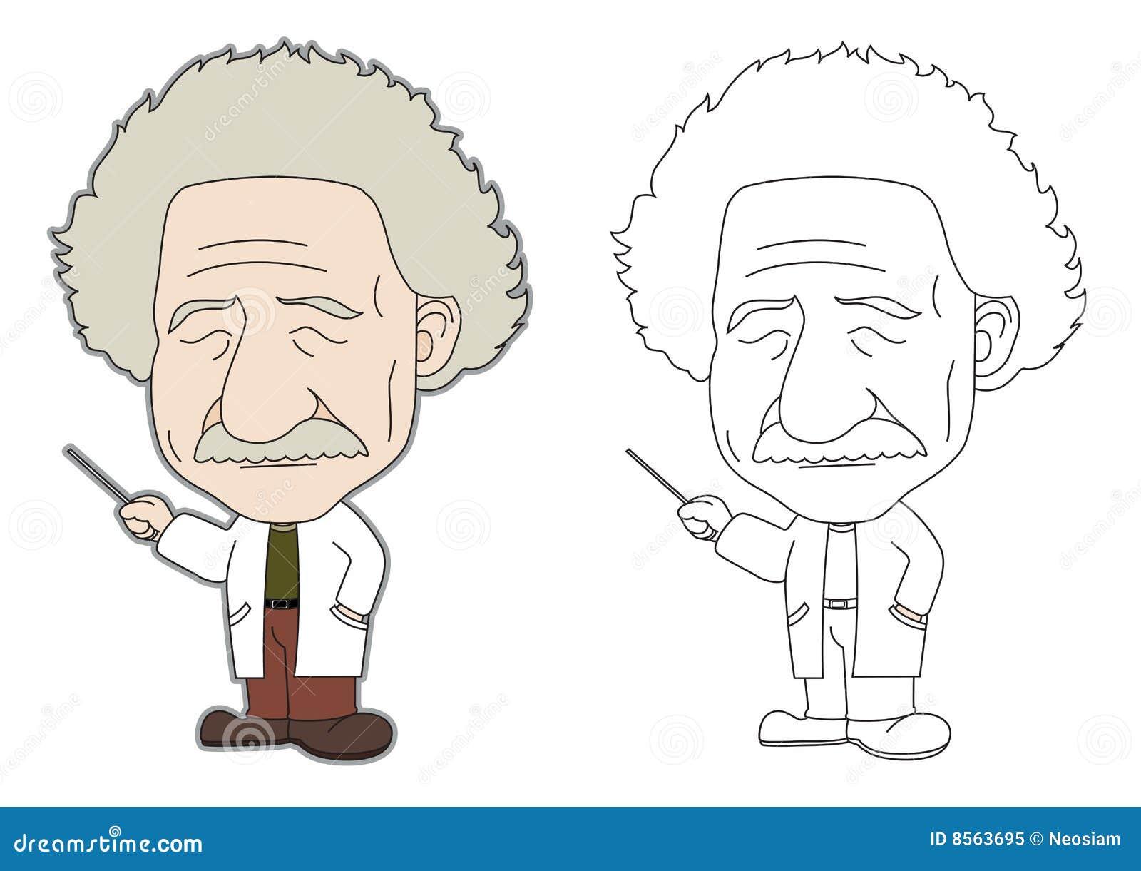 Historieta de Einstein