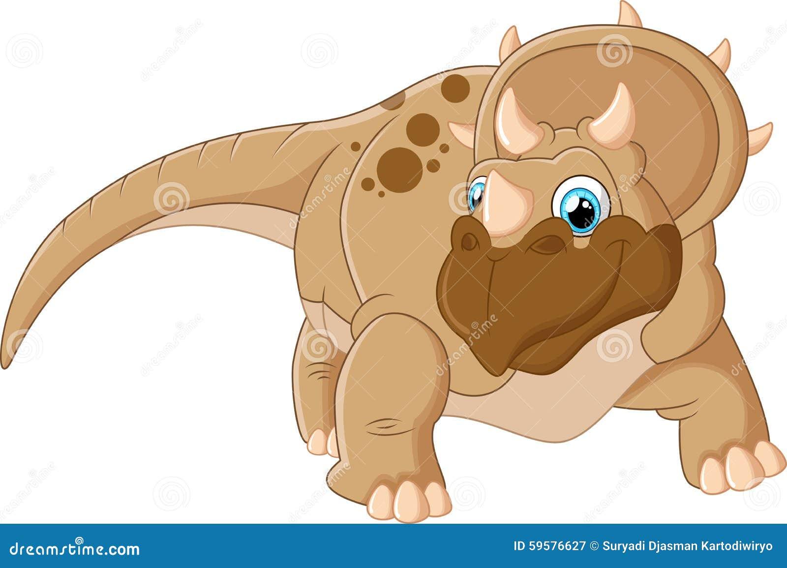 Historieta del Triceratops