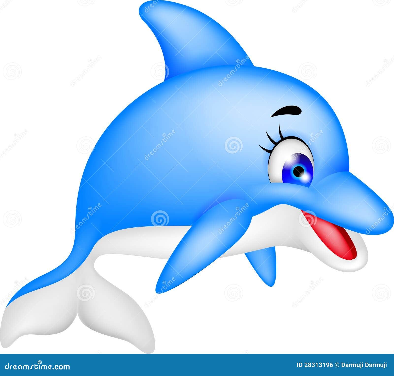 Historieta divertida del delfín