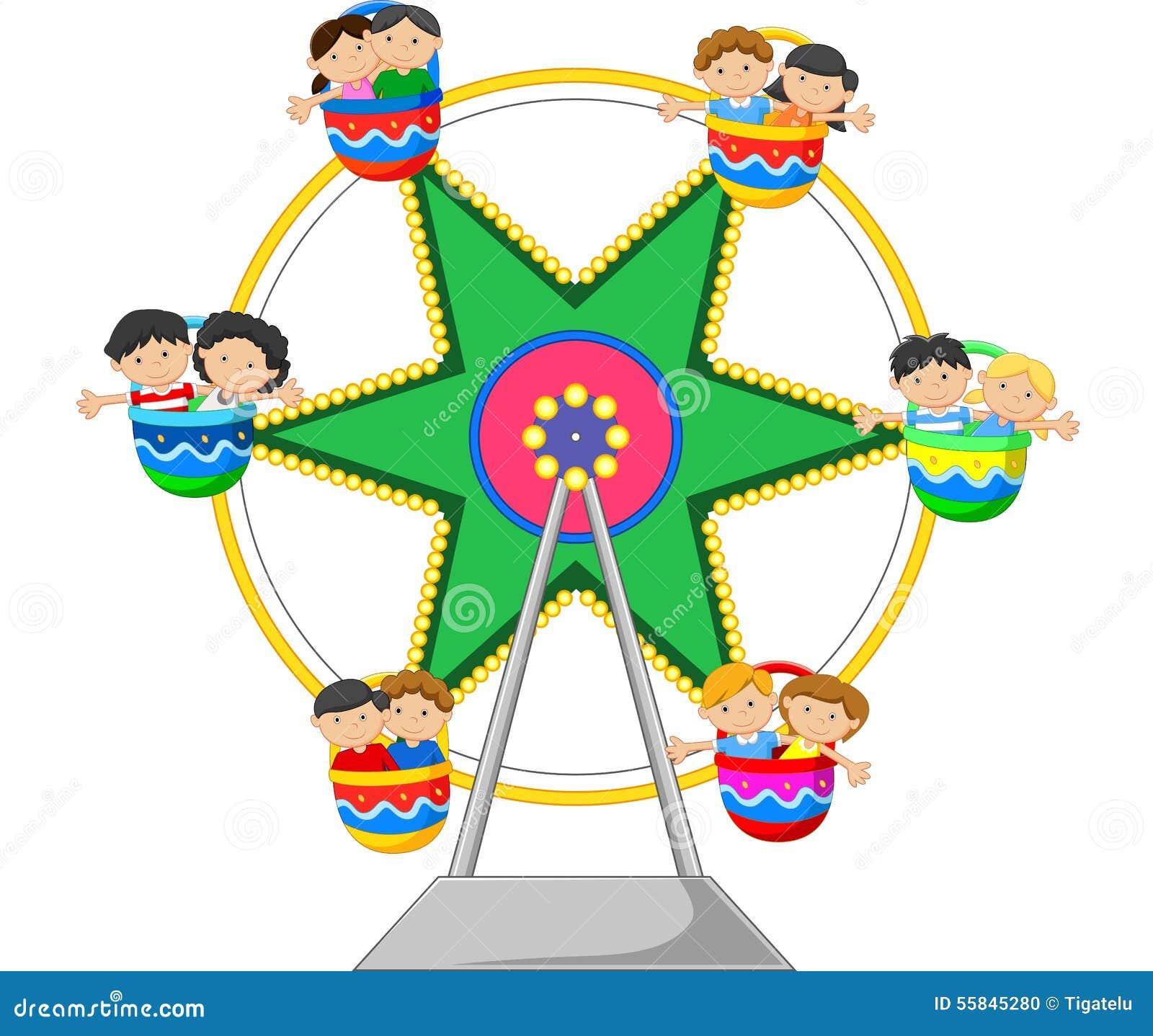 Historieta Ferris Wheel Over