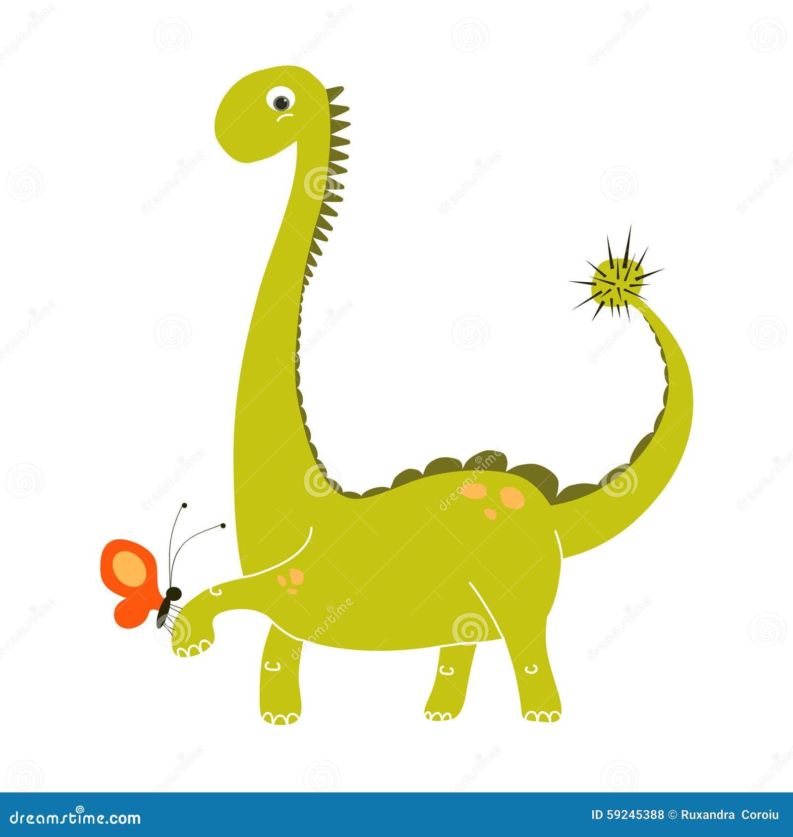 Download Historieta Linda Del Dinosaurio Verde Que Sostiene Una Pequeña Mariposa Roja Sistema Del Garabato Del Vector EPS 10 Dino Ilustración del Vector - Ilustración de mariposa, amigos: 59245388