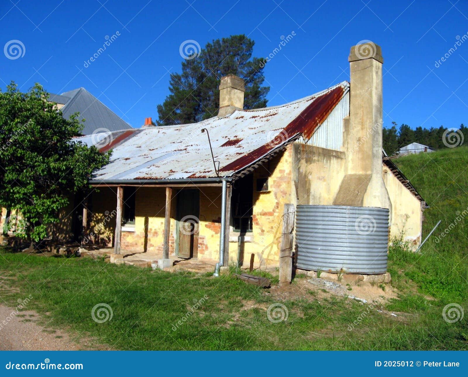 Historisch plattelandshuisje in Hartley NSW, Australië