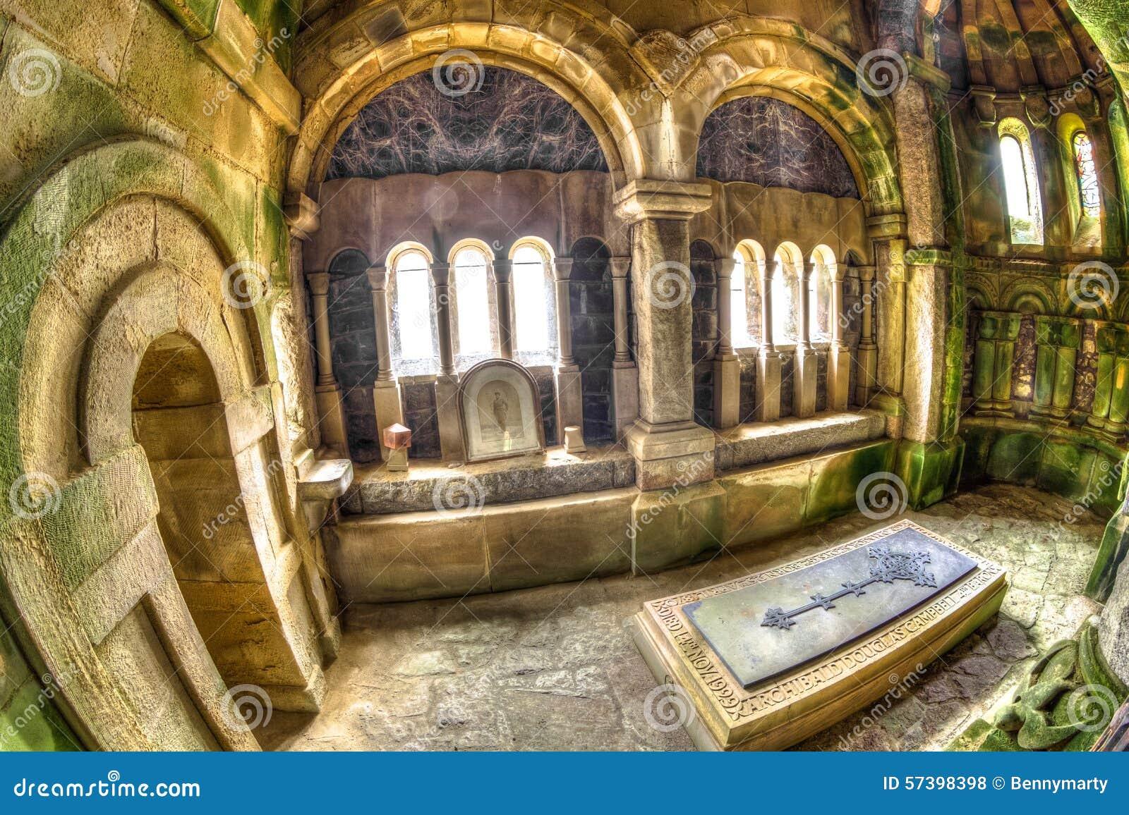 Historische Kerk Argyll