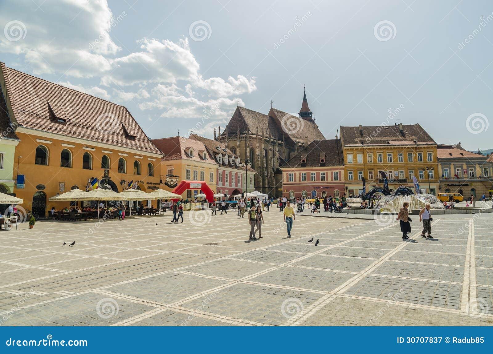 Historische Mitte Brasov