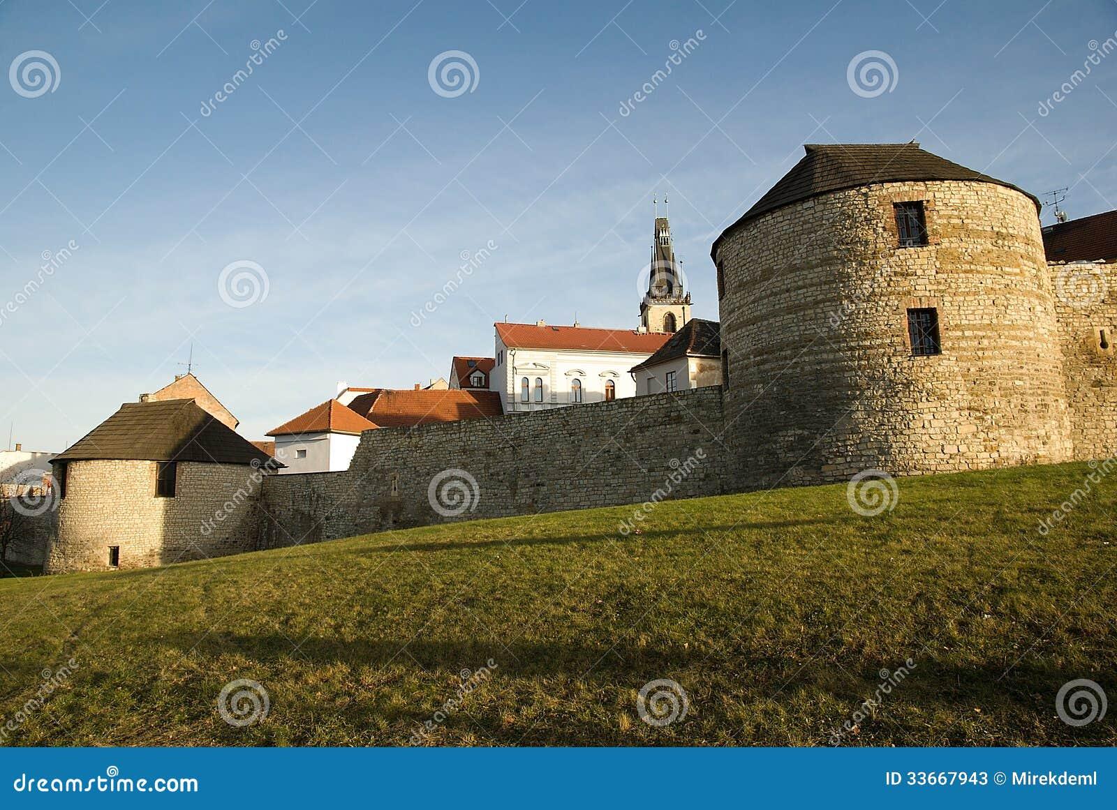 Historische Mittelstadt Louny