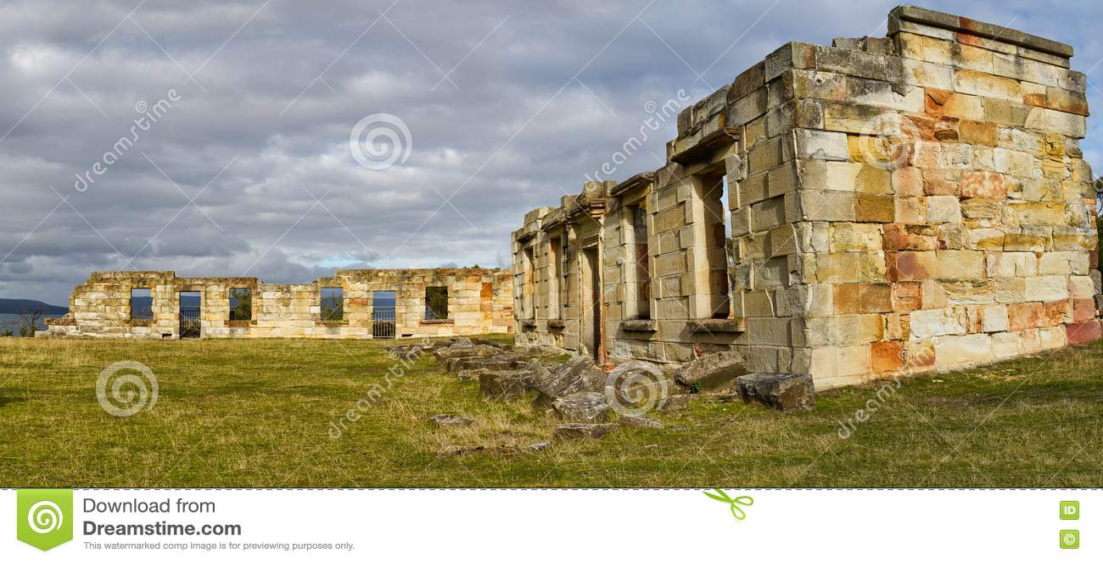 Historische ruïnes