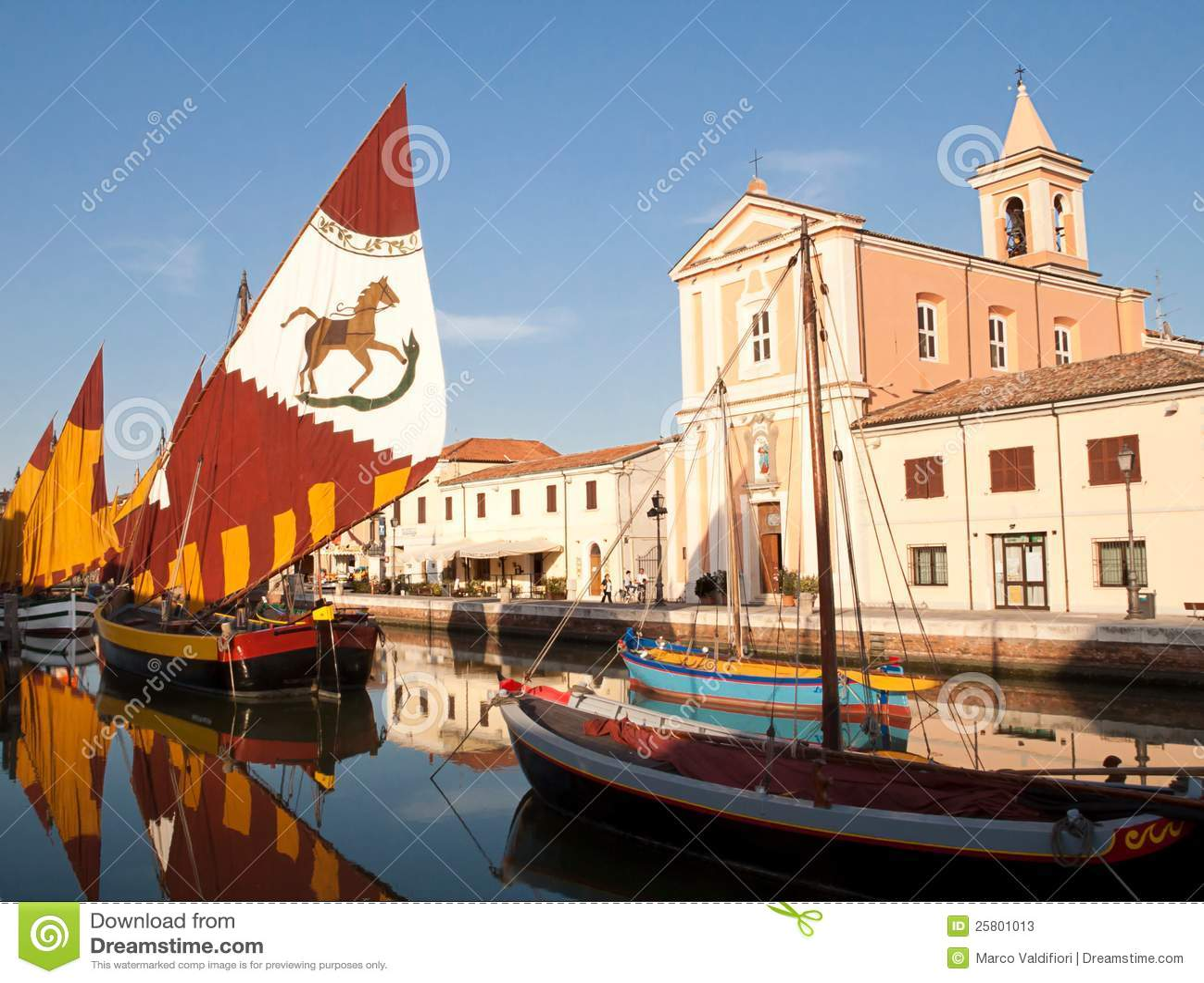 Historische Segelboote
