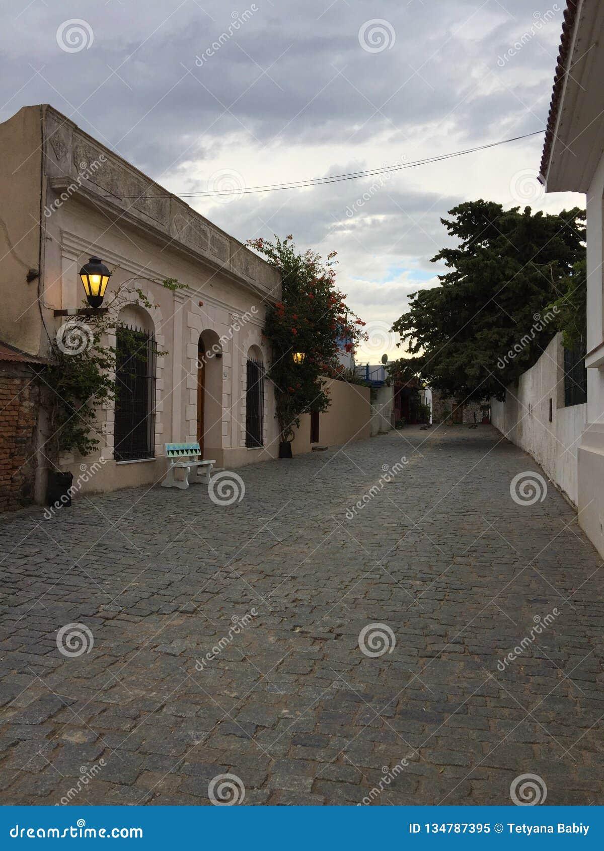 Historische Viertel Colonia Uruguay UNESCO
