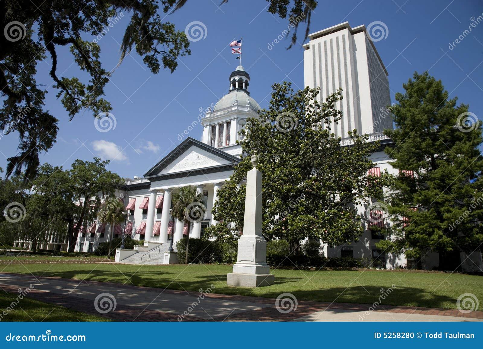 Historisches Florida-Kapital in Tallahassee