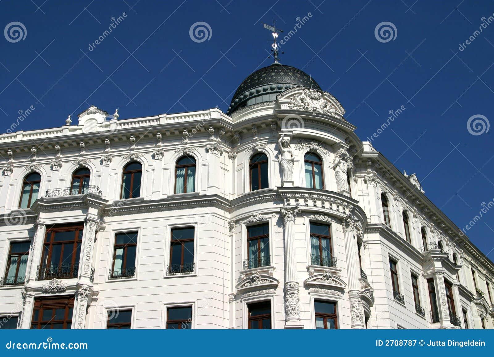 Historisches Gebäude in Leipzig