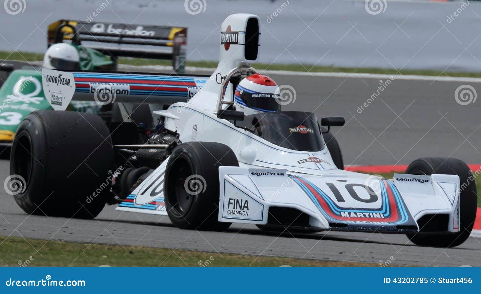 Download Historisk Formel 1, Silverstone Klassiker Redaktionell Foto - Bild av formel, tävlings: 43202785