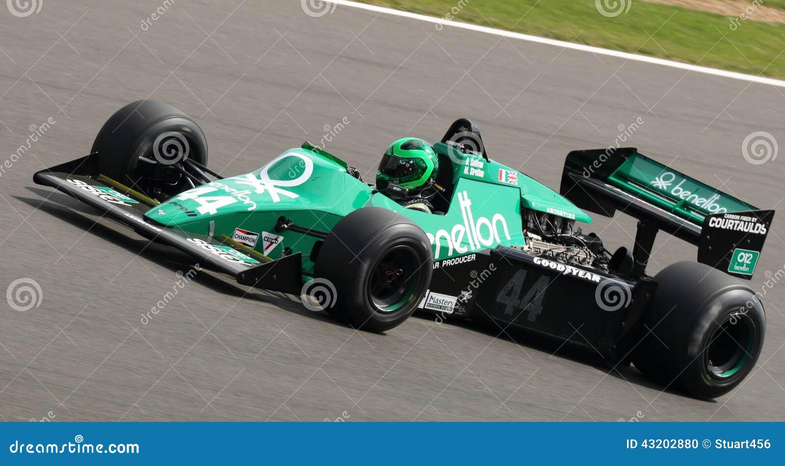 Download Historisk Grand Prixbil För Formel En Redaktionell Foto - Bild av grand, tävlings: 43202880
