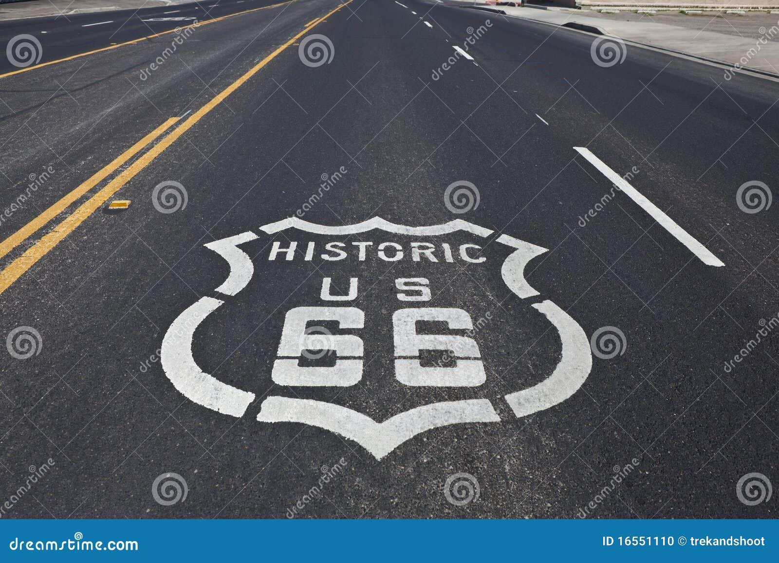 Historisk route 66