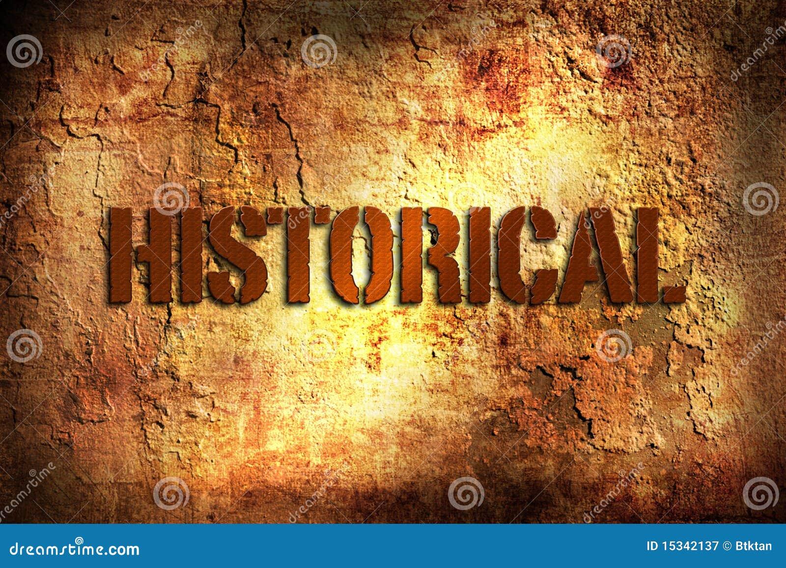 Historiskt