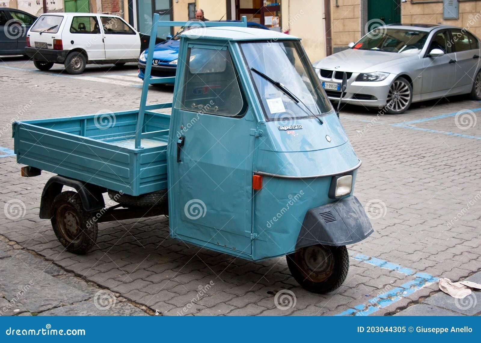 Italiensk Trehjuling