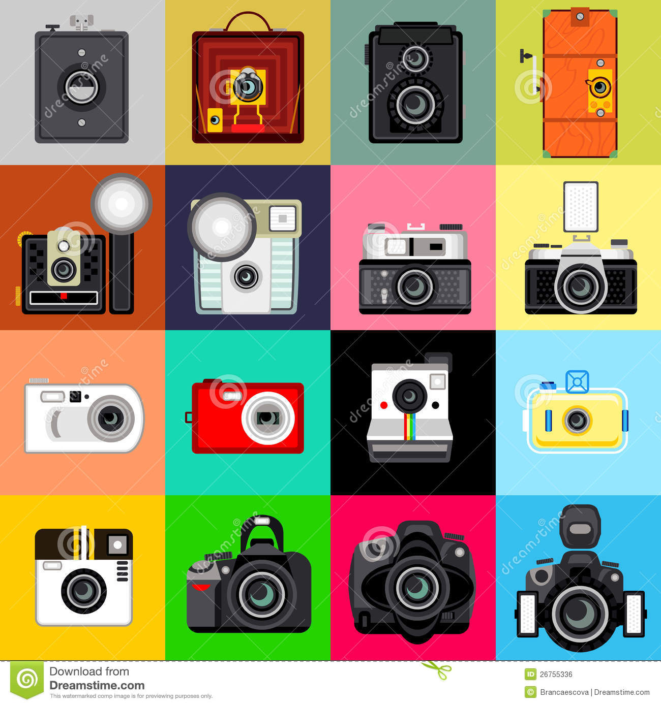 history of camera The history of fujifilm is a history of valuable  a photographic film producer develops the world's first fully digital camera read full story you are.