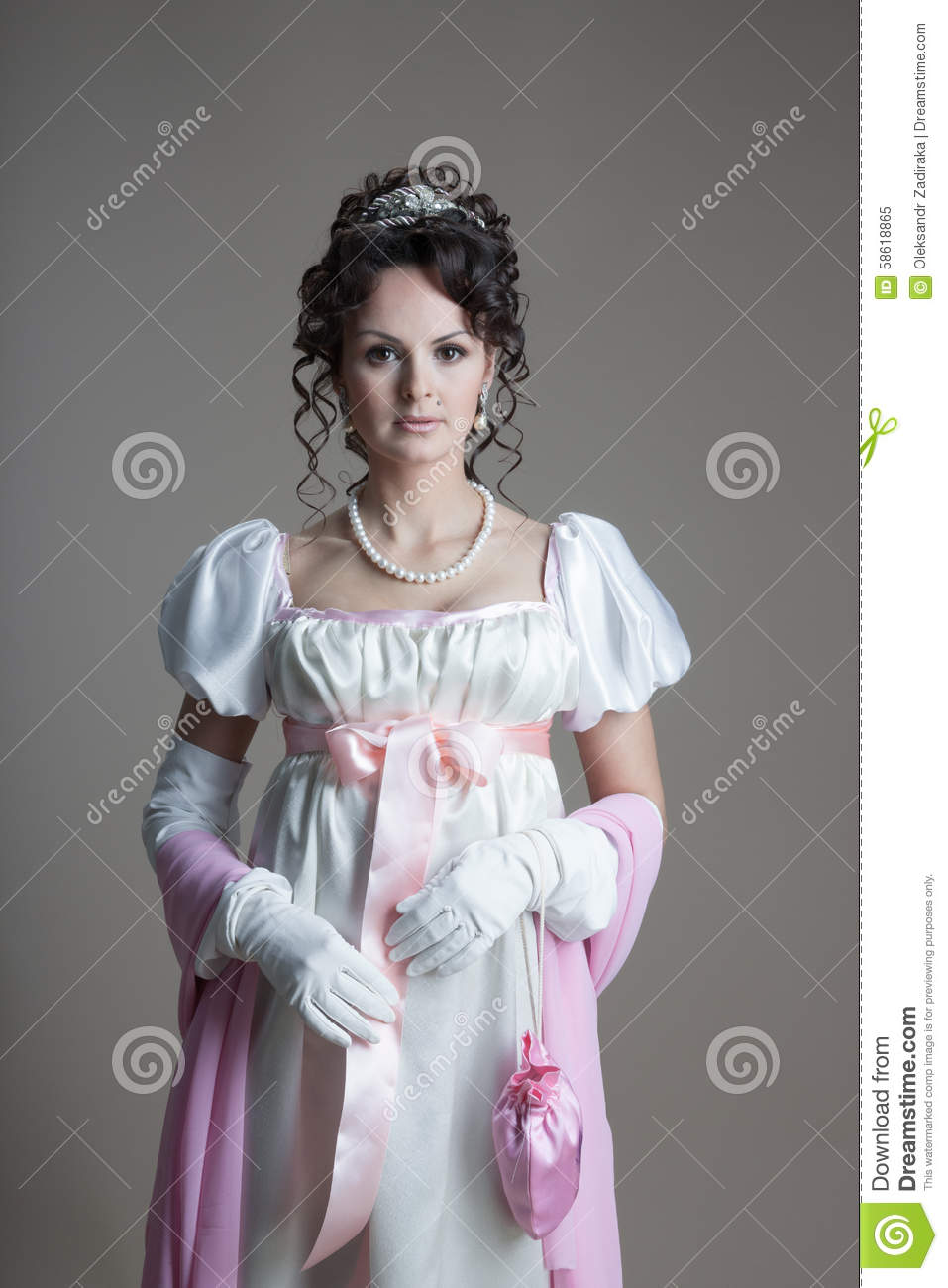 History of fashion design 19th century stock photo for History of fashion designers