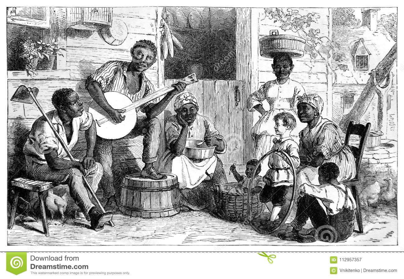 History and origins of jazz