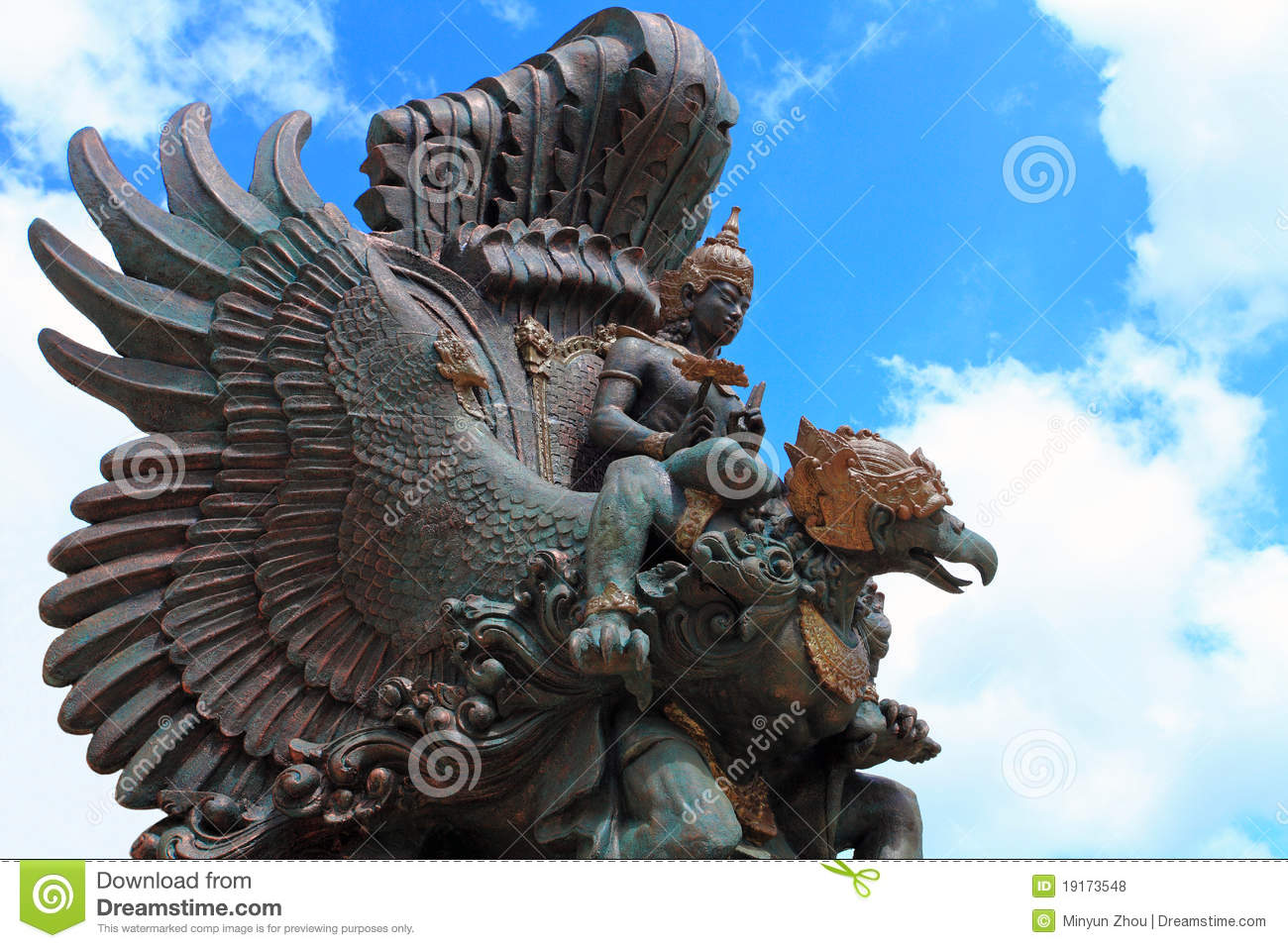 Download History Park Of Bali stock photo. Image of worship, asia - 19173548