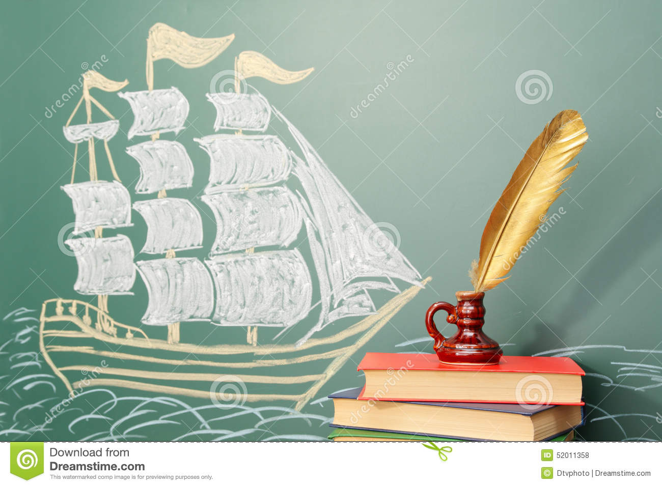 Download History stock photo. Image of drawing, background, directing - 52011358