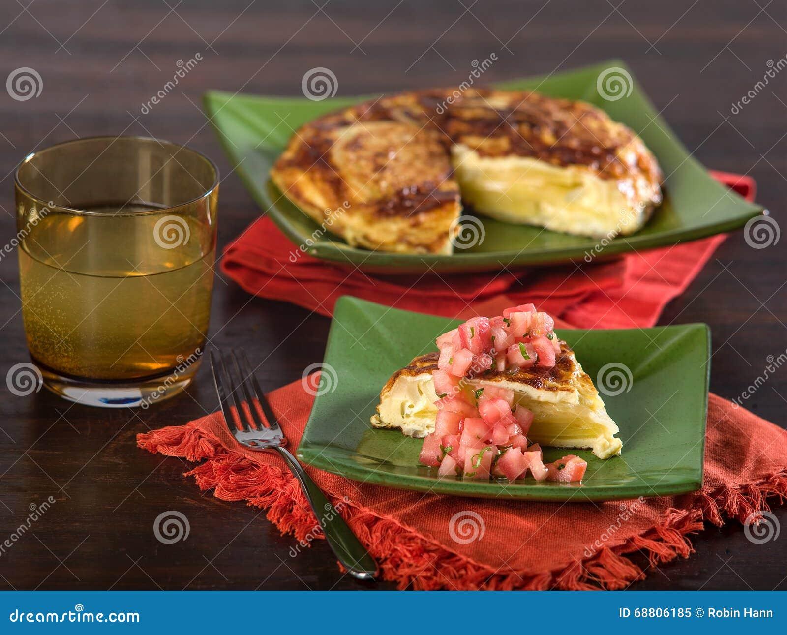 Hiszpański omlet