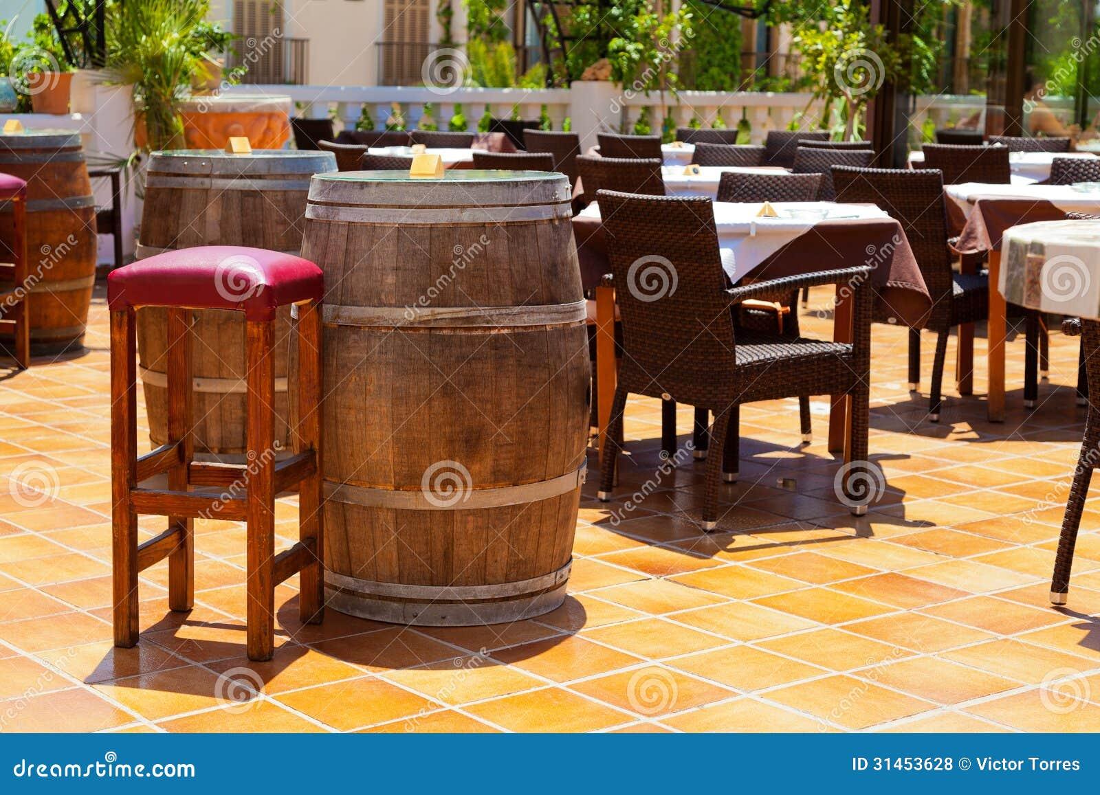Hiszpański Tapas bar