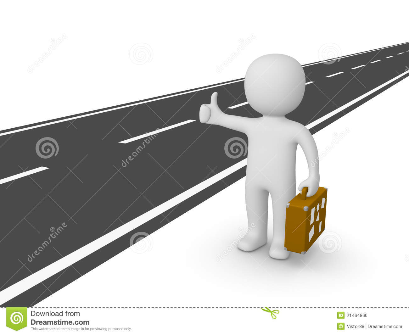 Hitchhike Cartoons, Illustrations & Vector Stock Images ...