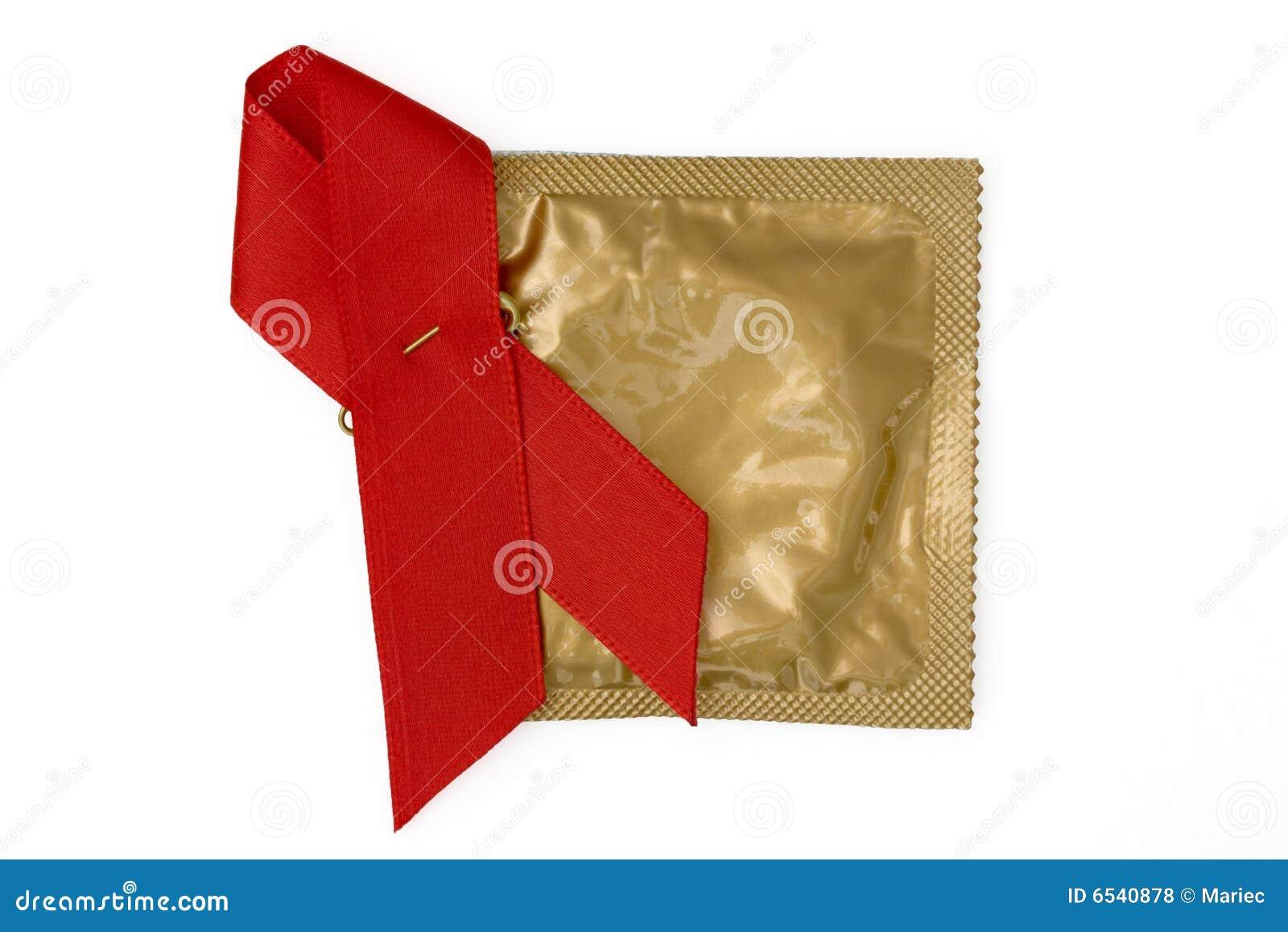 kondom öl hiv