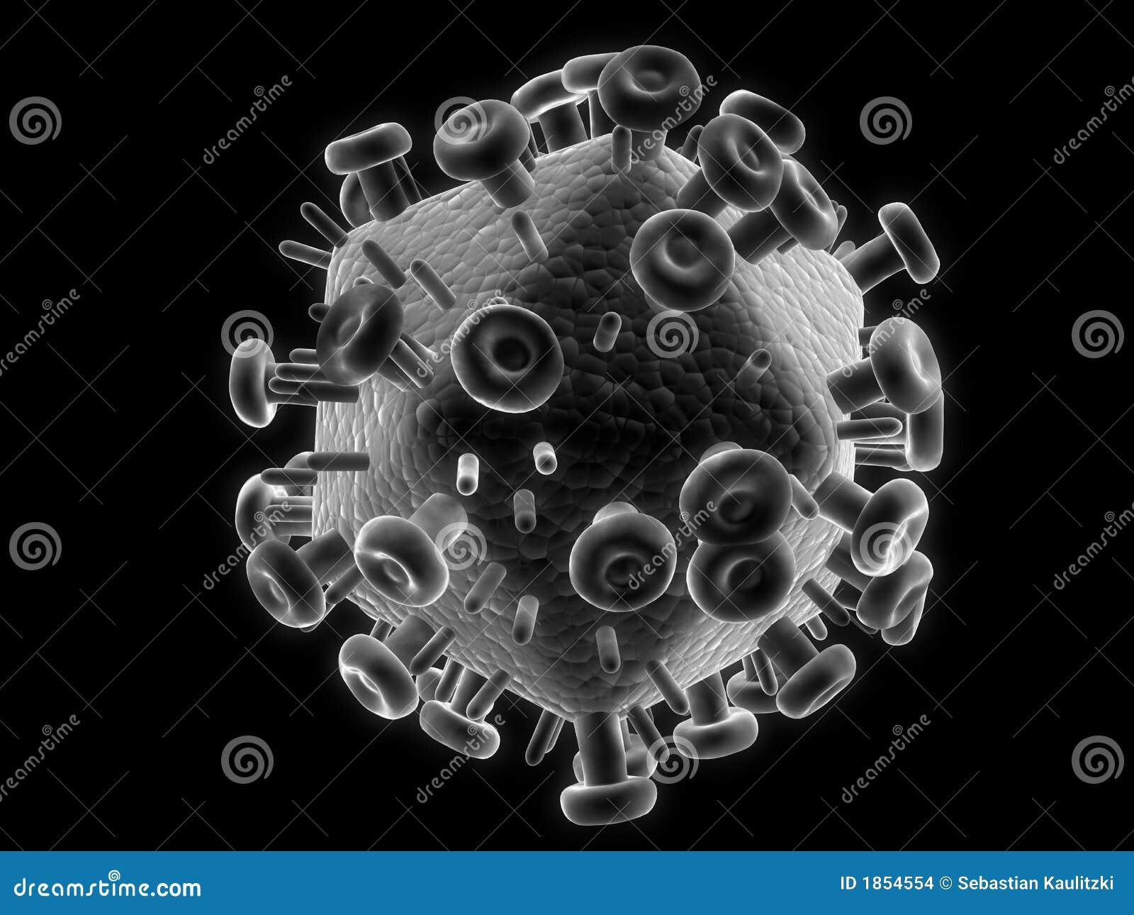 hiv virus stock illustration image of macro drug clinic 1854554. Black Bedroom Furniture Sets. Home Design Ideas