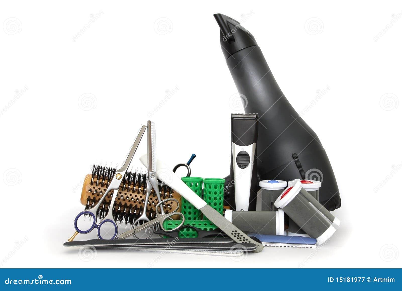 Hjälpmedel för friseringmanicureprofessionell