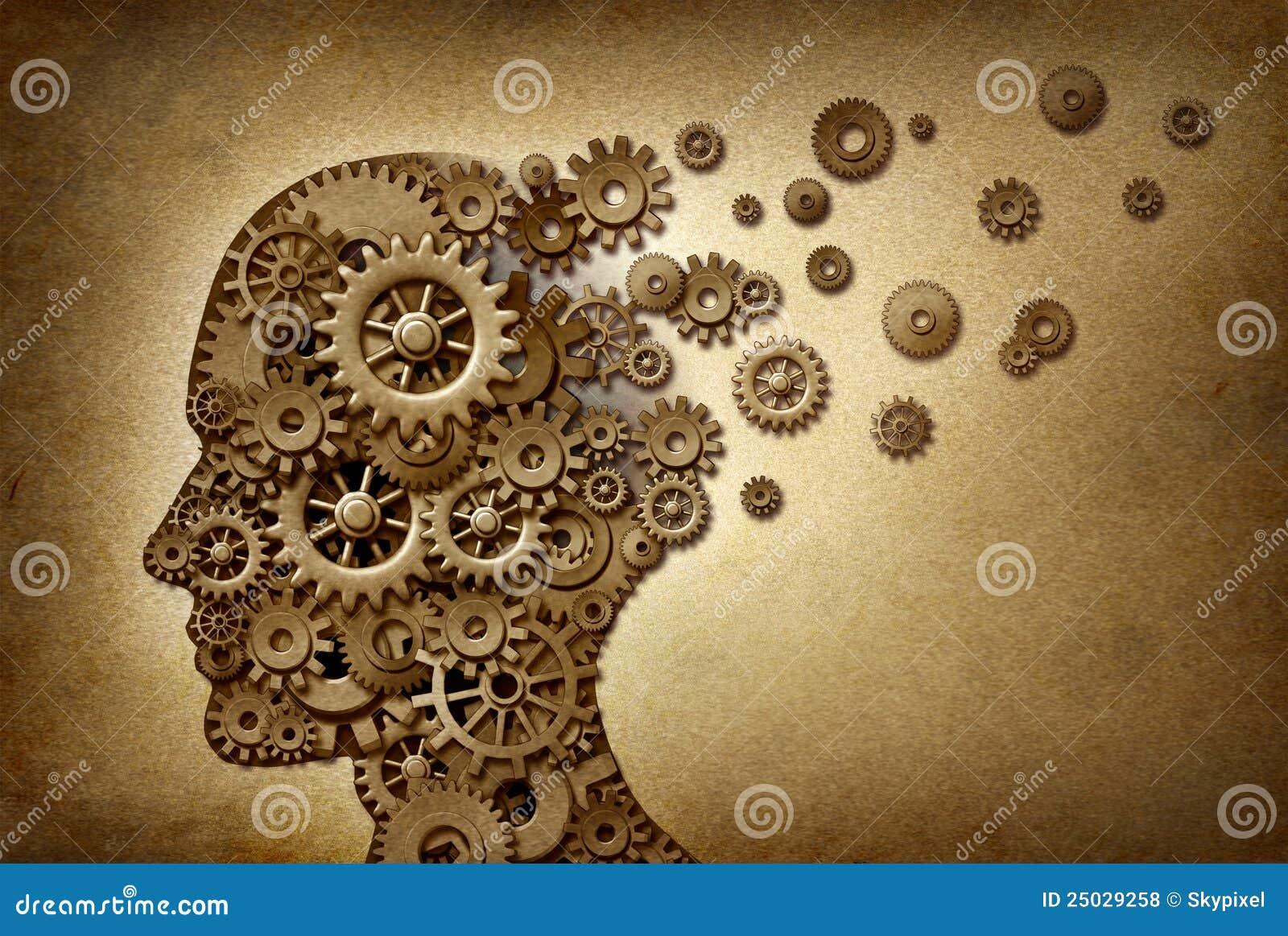 Hjärndemensproblem