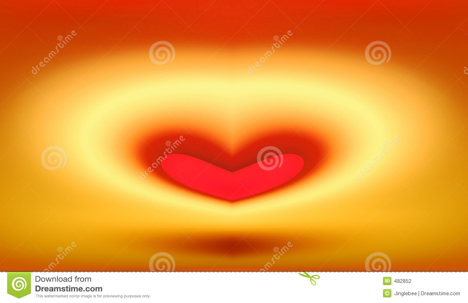 Hjärta 3d