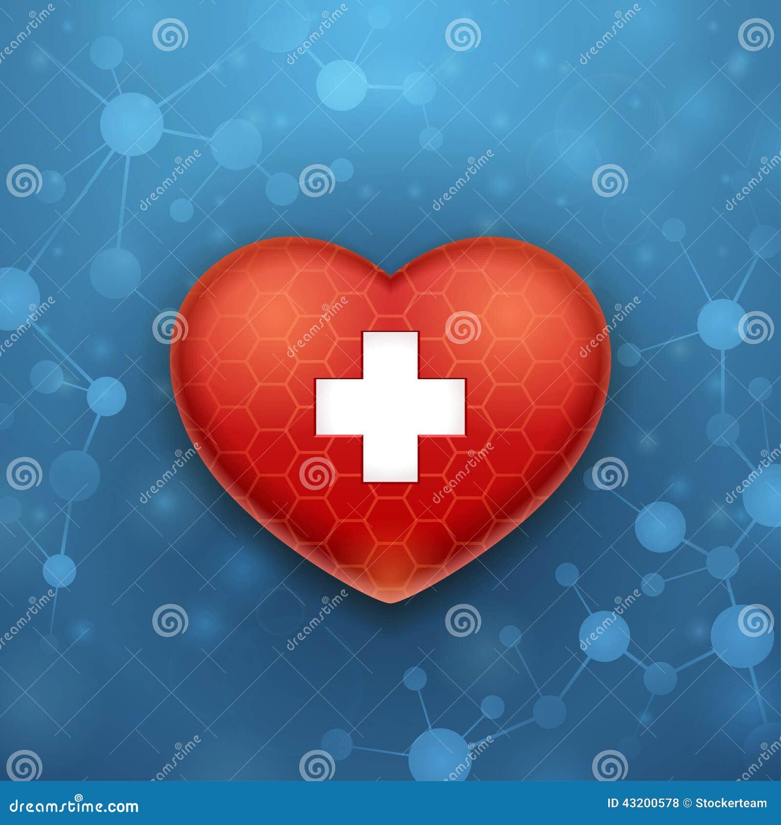 Download Hjärta och hjälp vektor illustrationer. Illustration av design - 43200578