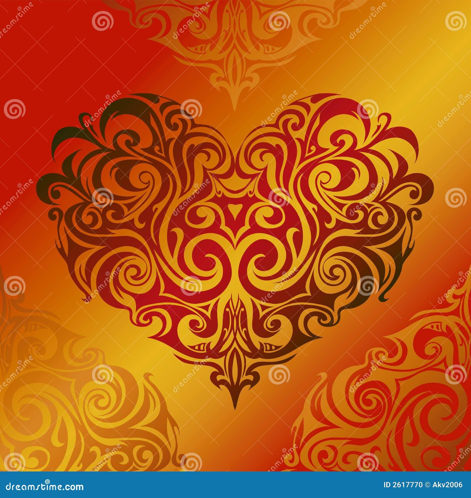 Hjärtaform