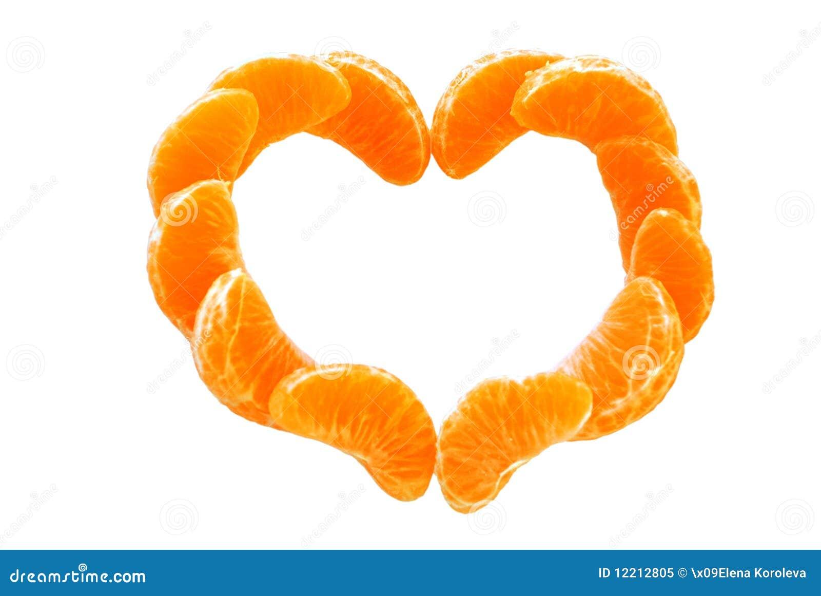 Hjärtatangerine