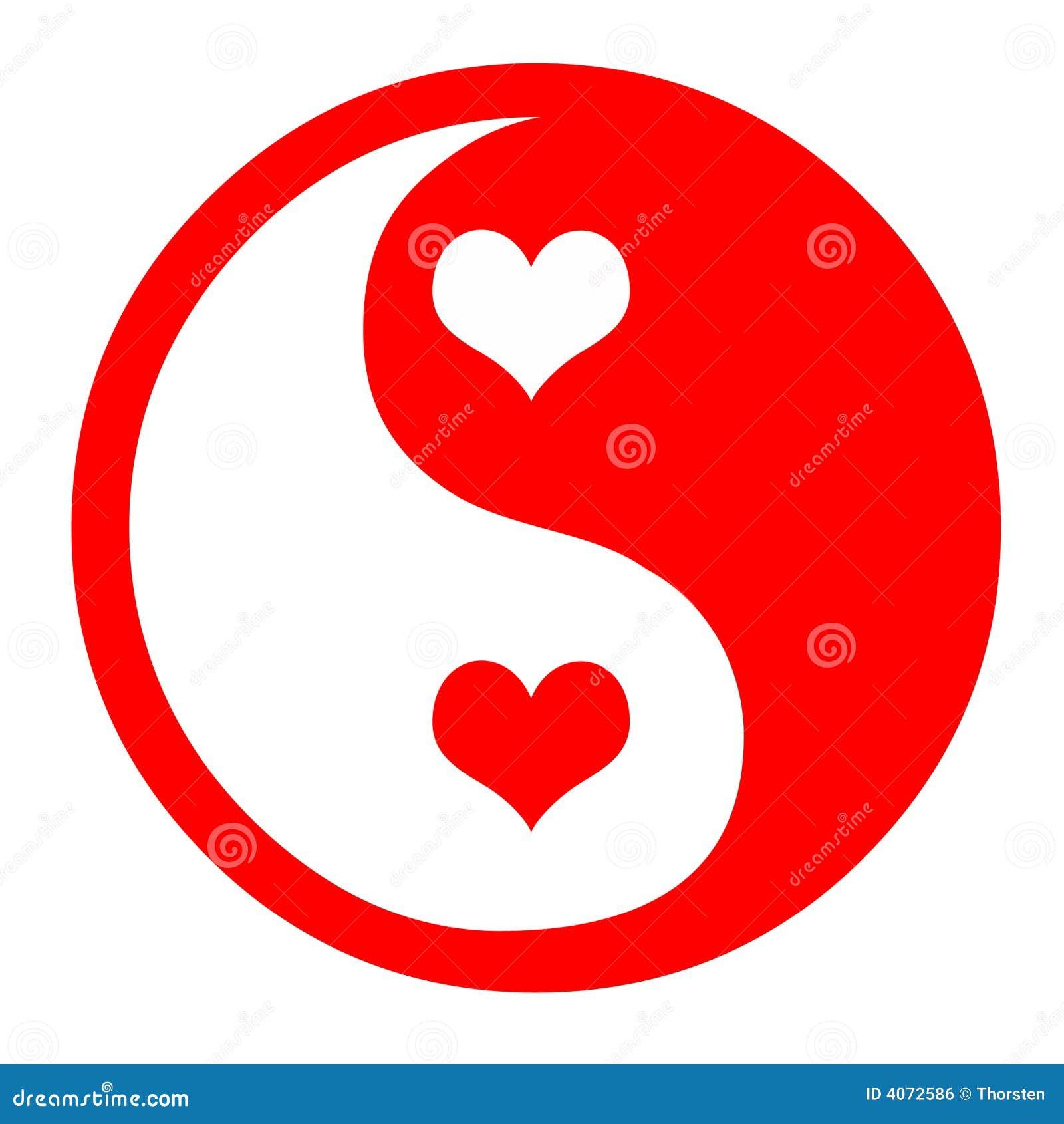 Hjärtayang yin
